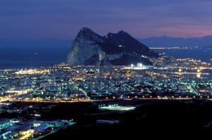 Cabriolet leiebil Gibraltar