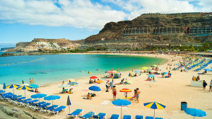 Record bilutleie Gran Canaria