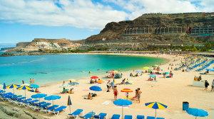Record bilutleie Gran Canaria Flyplass