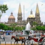 Cabriolet leiebil Guadalajara