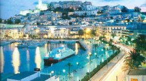 Centauro Bilutleie Ibiza Lufthavn