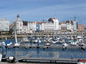 Cabriolet leiebil La Coruña