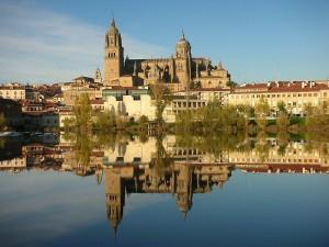 Leiebil Salamanca