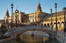 Cabriolet leiebil Sevilla