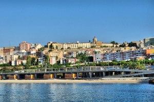 Cabriolet leiebil Tarragona