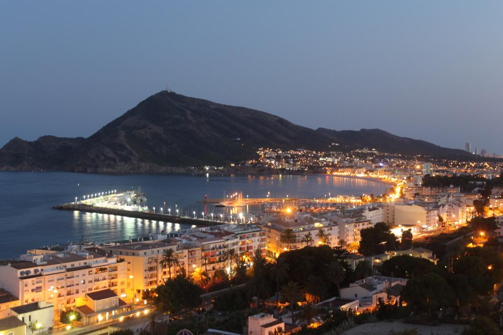 Altea i Alicante provinsen