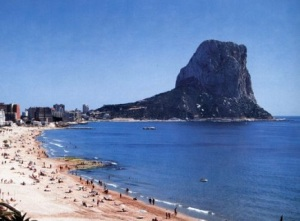 Transport Calpe