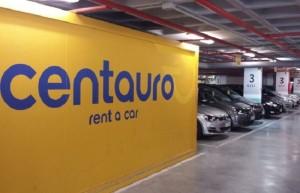 Centauro Bilutleie Sevilla Lufthavn