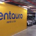 Centauro leiebil Ibiza Flyplass