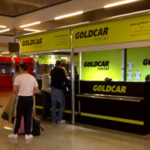 Goldcar leiebil Madrid