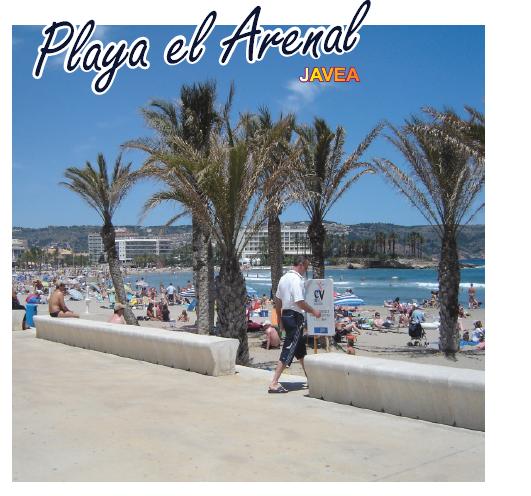 Badestrand Playa el Arenal Javea