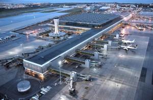 Bilutleie Malaga Airport