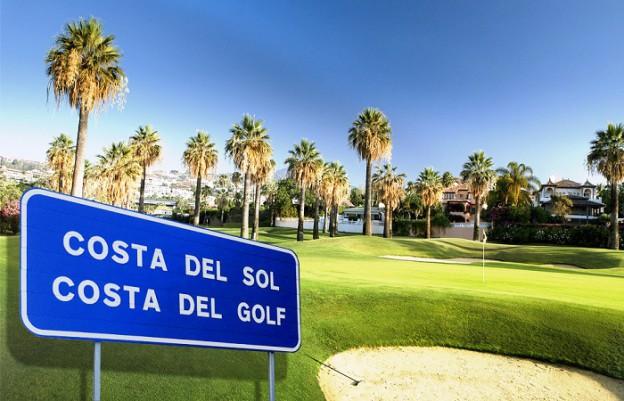 Costa del Sol Spania
