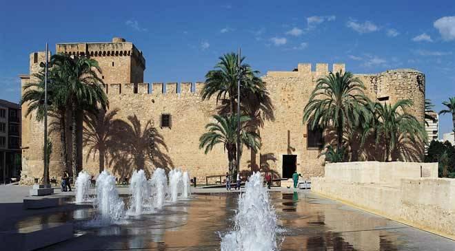 Elche i Alicante provinsen