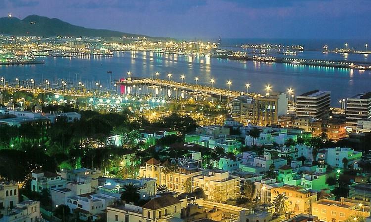 Gran Canaria i Spania