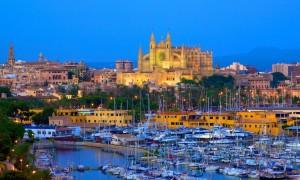 Cabriolet leiebil Palma de Mallorca