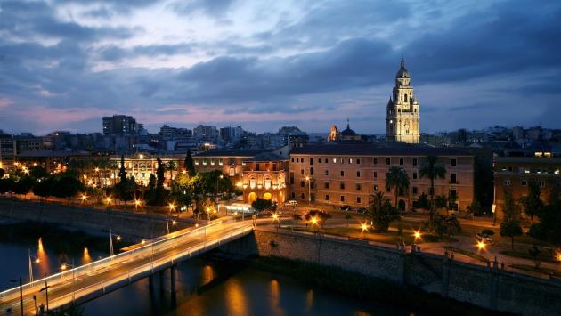 Murcia i Alicante provinsen