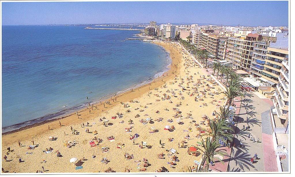 Torrevieja i Alicante provinsen