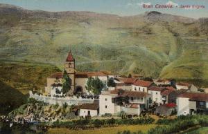 Leiebil Santa Brigida