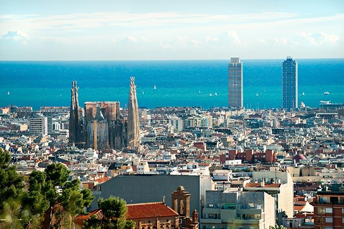 Erfaringer med leiebil i Barcelona