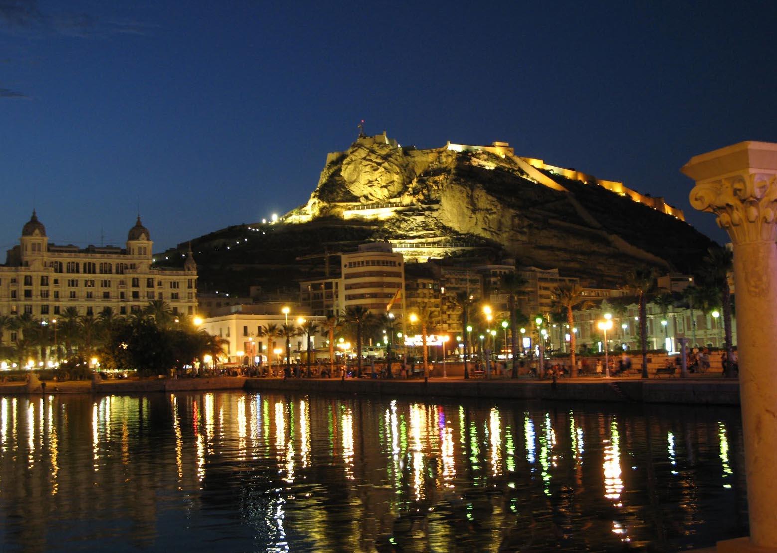 11 Topp severdigheter attraksjoner Alicante