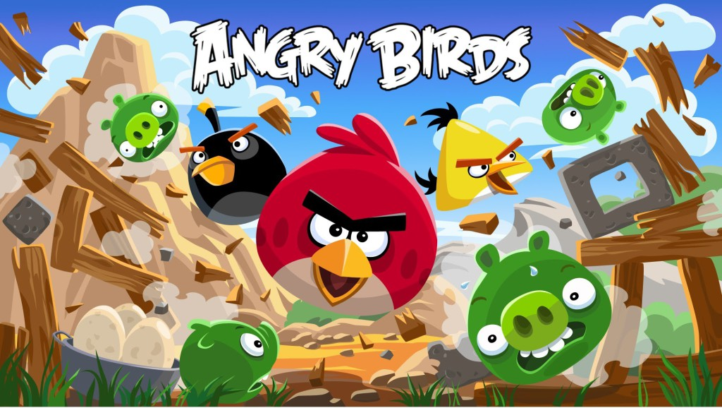 Angry Birds Gran Canaria