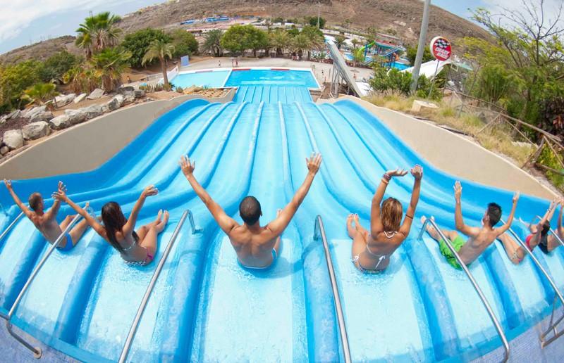 Aqualand Badepark Maspalomas Gran Canaria