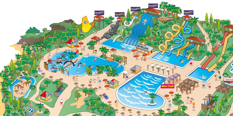 Aquapolis Torrevieja i Alicante