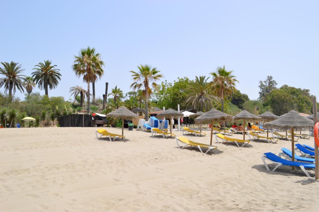 Stranden Bounty Beach Marbella