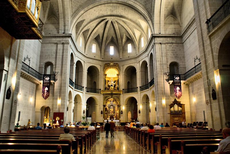 Catedral San Nicolás de Bari Alicante