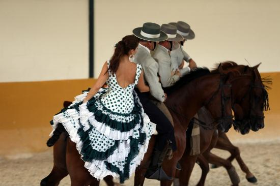 Club el ranchito aktiviteter barn Torremolinos