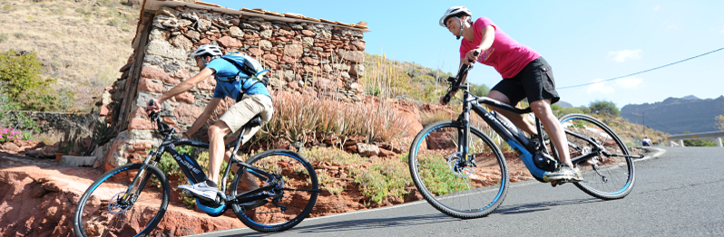 Electric Bike Tours Gran Canaria
