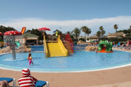 Flamingo Aquapark i Alicante