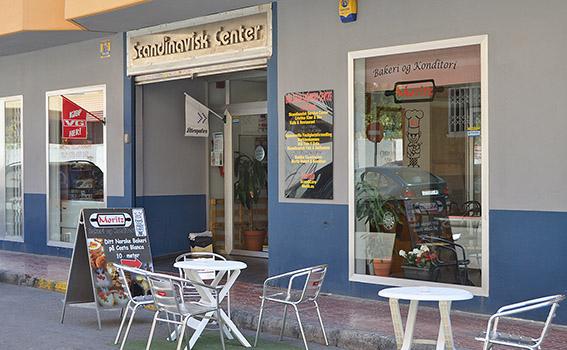 Gallerian Skandinavisk Shopping Senter i Torrevieja