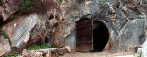 Grottene Ronda aktiviteter barn Costa del Sol