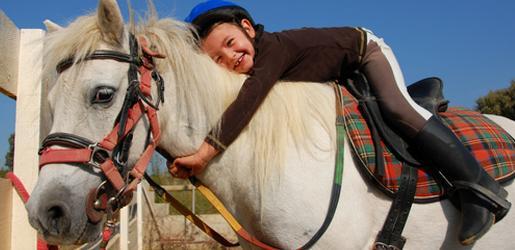 Ridetimer aktiviteter barn Costa Blanca