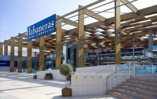 Kjøpesenter Habaneras Torrevieja