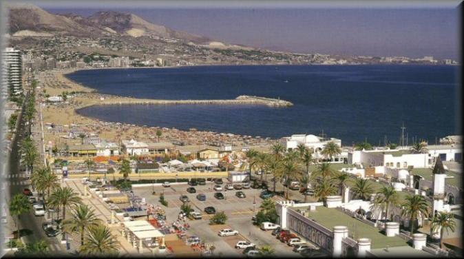 Los Boliches stranden Fuengirola