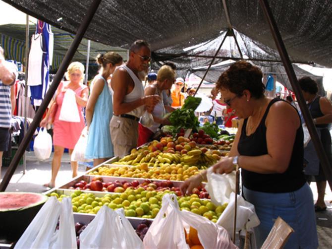 Markeder i Torrevieja