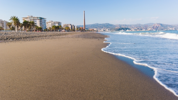 Misericordia stranden Malaga