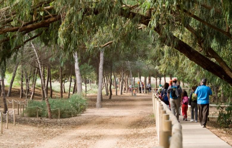 Naturparken aktiviteter barn Costa Blanca