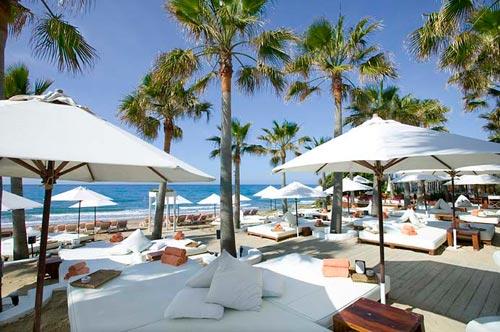 Nikki Beach Marbella Costa del Sol
