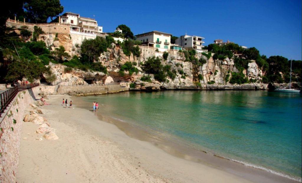 Strand Playa del Cristo i Estepona