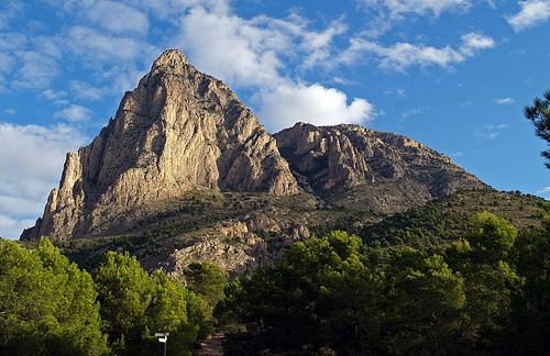 Puig Campana Fjelltur Costa Blanca