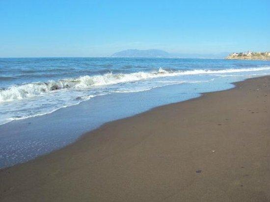 Rincon de la Victoria stranden Malaga
