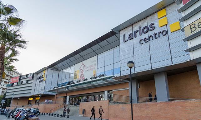 Shopping i Centre Comercial Larios i Malaga