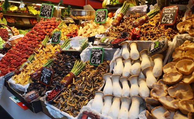 Shopping Mercado Central Atazanas Malaga