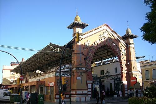 Shopping i Mercado de Salamanca i Malaga