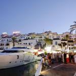 Shopping Puerto Banus i Marbella