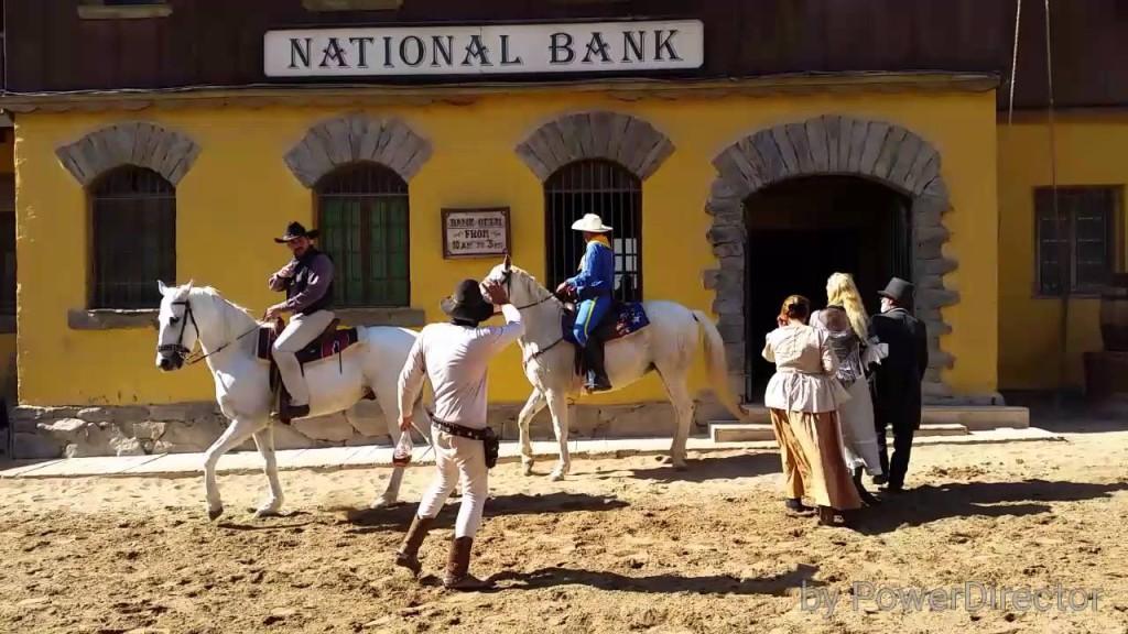 Sioux Western Park Gran Canaria